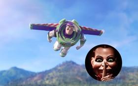 """Cả rổ đồ chơi quen thuộc trở lại đối đầu búp bê quỷ ám trong trailer """"Toy Story 4"""""""