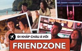 """Nhờ xem """"Friend Zone"""" mà 500 anh em biết thêm một loạt địa điểm hay ho để đi du lịch hè này!"""