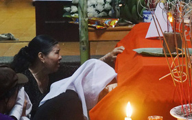 8 học sinh đuối nước tử vong ở cùng khu phố, cảnh tang thương nối tiếp khiến ai cũng nghẹn lòng