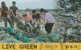 """Không chờ phong trào #ChallengeForChange, nhóm bạn trẻ Phan Thiết đã miệt mài dọn rác suốt 1 năm qua: """"Chỉ dừng khi thành phố không còn rác nữa!"""""""