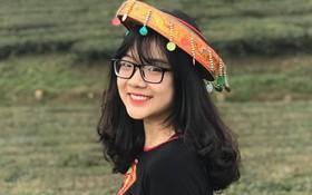 Mê mẩn nhan sắc của cô bạn vừa trở thành nữ sinh tài năng và xinh đẹp nhất trường Việt Đức