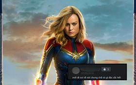 """Khán giả chia rẽ sau suất chiếu sớm """"Captain Marvel"""": Fan khen tuyệt tác, người chê tệ nhất MCU"""