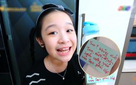 """Góc nhặt sạn """"Gia Đình Là Số 1 phần 2"""": Lam Chi viết chữ kiểu người lớn, Tâm Anh bỗng hóa thần đồng?"""