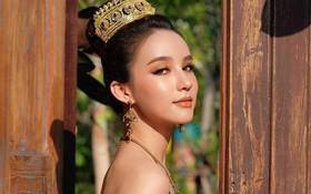 Yoshi diện quốc phục Thái, khoe vẻ ngoài tuyệt sắc xứng danh nữ thần tại Songkran 2019