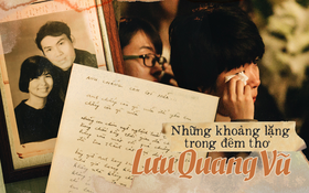 Chuyện về căn phòng 6m2 của vợ chồng Lưu Quang Vũ - Xuân Quỳnh và đêm thơ tưởng nhớ đầy cảm xúc ở Hà Nội