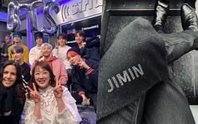 """Tặng quà cho BTS, nữ diễn viên """"Gia đình là số 1"""" không ngờ lại bị """"ném đá"""" dữ dội"""