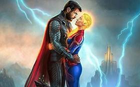 Cười rơi hàm với ảnh chế Spider-Man selfie với Thanos, Iron Man ôm Cap trong vòng tay