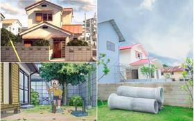 Homestay mới toanh ở Đà Lạt khiến dân tình đứng ngồi không yên vì mô phỏng y hệt khung cảnh thân quen trong truyện Doraemon