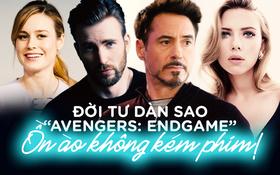 """Ngỡ ngàng đời tư dàn sao """"Avengers: Endgame"""": Iron Man và Thanos tù tội, Captain có sở thích... sờ vòng 1"""