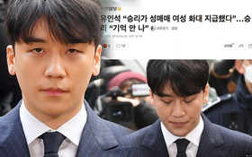 Chấn động: Chồng diễn viên Park Han Byul lật mặt phút cuối, cuối cùng đã thừa nhận Seungri môi giới mại dâm