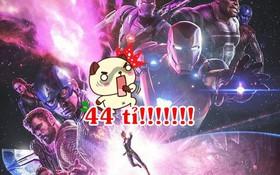 """Hot: ENDGAME chính thức hạ gục """"Hai Phượng"""" và """"Cua Lại Vợ Bầu"""", thu 44 tỉ sau ngày công chiếu"""