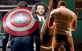 """Nhân tố được cả thế giới lùng sục sau """"Avengers: Endgame"""": """"Hàng chuẩn Mỹ"""" của Captain Chris Evans quả là sexy ná thở"""