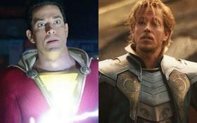 """Hôm nào còn là vị thần lãng tử trong """"Thor"""", Zachary Levi nay đã thành """"thánh nhây"""" Shazam"""