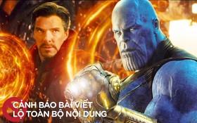 Thêm giả thuyết về kế hoạch thực sự của Dr. Strange, Thanos và thứ quyết định đoạn kết ENDGAME