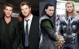"""Không chỉ có cậu em trời đánh Loki, """"Thor"""" Chris Hemsworth ngoài đời cũng từng bị Liam phi dao và nhận cái kết đắng"""