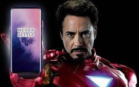 """Smartphone nào chơi lớn tới nỗi thuê hẳn """"Iron Man"""" Robert Downey Jr. về quảng cáo vậy?"""