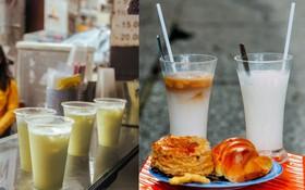 Trước khi có trà sữa, người ta hẹn hò nhau chỉ toàn uống mấy món nước giản dị này