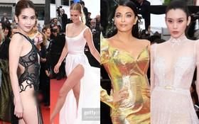Cannes ngày 5: Ngọc Trinh đốt mắt với trang phục gây choáng bên Hoa hậu đẹp nhất Thế giới và dàn mỹ nhân nóng bỏng