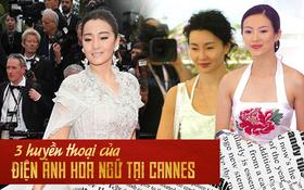Không phải Phạm Băng Băng, đây mới là 3 nữ minh tinh Hoa Ngữ lừng danh nhất CANNES, số 2 đã đi thảm đỏ 17 lần!