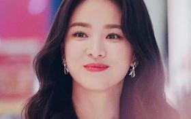 Khiến triệu người mê mẩn vì đẹp tựa nữ thần, nhan sắc ngoài đời của Song Hye Kyo trong mắt trẻ con ra sao?