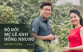 """MC Lê Anh - Hồng Nhung: Những người trẻ không xem """"Giai điệu tự hào"""", có thấy mình thiệt gì không?"""