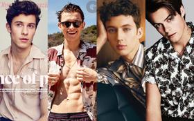 """6 nam thần thế hệ mới kế thừa dàn tài tử Hollywood: Mặt và body đẹp vô thực, mỹ nam sinh năm 2002 lấn át """"Người nhện"""""""
