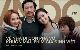 """Về Nhà Đi Con: Nhờ đâu trở thành bộ phim quốc dân gia đình Việt, nâng tầm thương hiệu """"vũ trụ phim ảnh VTV""""?"""