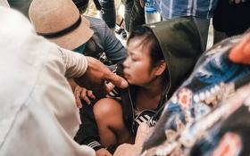 Thảm án hai vợ chồng và con gái 4 tuổi tử vong ở Bình Dương: Người thân bủn rủn tay chân, khóc nghẹn khi đến nhận thi thể