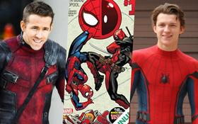 """Thánh bựa Deadpool và nhện nhí lắm mồm Spider-Man có gì hot mà ai cũng hóng """"đẩy thuyền"""" dữ vậy?"""