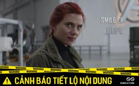 Natasha Romanoff - Đoá hồng mưa của đội Avengers và lời hẹn ước sẽ gặp lại trong ENDGAME