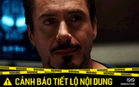 Đúng là thiên tài lắm trò, đạo diễn ENDGAME lừa cả dàn Avengers bằng phân cảnh quyết định này!