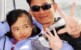 Kaity Nguyễn hiếm hoi khoe ảnh thuở nhỏ bên bố, chứng minh ai rồi cũng khác