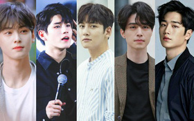 [K-Drama]: Battle of handsome K-Drama actor in second half 2019. Which drama do you expect?