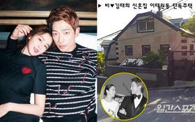 """Mang thai con thứ 2, Kim Tae Hee vẫn đầu tư sang Mỹ """"tậu"""" biệt thự 46 tỉ đồng vì lý do gây tranh cãi"""