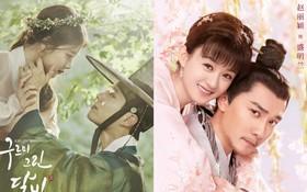 """6 điểm khác biệt """"rành rành"""" giữa phim cổ trang Hàn và Trung"""
