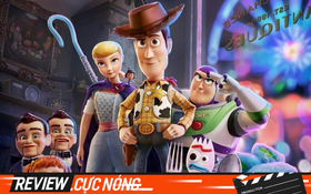 Review Toy Story 4: Kịch bản hay vượt kì vọng người hâm mộ!