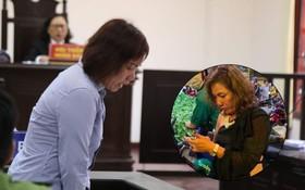 """Nữ tài xế BMW bật khóc tại tòa, giải thích lý do nói câu """"Để chị lo"""" sau khi gây tai nạn kinh hoàng ở ngã tư Hàng Xanh"""