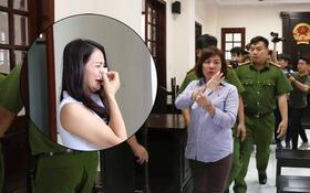 Nữ tài xế BMW vẫy tay chào người thân sau khi bị tuyên phạt 3 năm 6 tháng tù