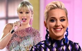 """Trước """"You Need To Calm Down"""" ngập tràn hòa bình, Katy Perry và Taylor Swift đã có quá khứ """"đá xéo"""" nhau qua MV thế này!"""