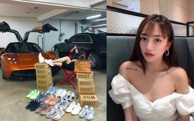 Đẳng cấp con gái đại gia Minh Nhựa: 20 tuổi tự sắm túi Chanel hơn 100 triệu, khoe nhẹ siêu xe và giày hiệu cũng đủ nổi khắp Instagram