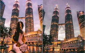 Có cả triệu người chụp ảnh dưới toà tháp đôi trứ danh ở Kuala Lumpur nhưng không phải ai cũng biết toạ độ để có bức hình đẹp nhất