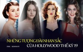 5 tượng đài nhan sắc của Hollywood thập niên xưa: Đẹp như các vị thần, nữ thần, hoa hậu ngày nay khó đạt đến đẳng cấp này!