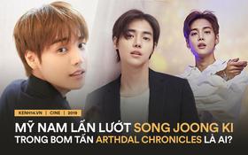 """Chàng trai """"cực phẩm"""" làm lu mờ cả Song Joong Ki trong tập mở màn Arthdal Chronicles là ai?"""