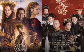 """5 lý do chứng minh phim Hoa Ngữ vẫn là """"ao làng"""" chuyển thể, trong khi xứ Kim Chi cực tham vọng chinh phục """"biển lớn"""""""