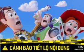 40 bí mật thú vị được giấu kĩ trong Toy Story 4 chỉ ai tinh mắt lắm mới thấy