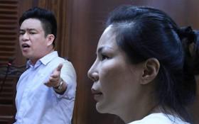 """Vợ cũ bác sĩ Chiêm Quốc Thái thanh minh tại tòa sau khi thuê giang hồ truy sát chồng: """"Chỉ đánh dằn mặt, thuê người tát mấy cái..."""""""