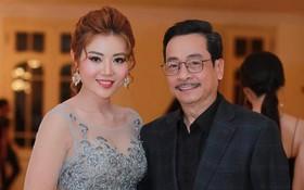 Giữa lùm xùm gây tranh cãi, NSND Hoàng Dũng vẫn vui vẻ tươi cười trò chuyện cùng Lan 'Cave' Thanh Hương