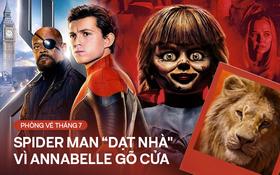 """Rạp chiếu tháng 7: Spider Man phải """"dạt nhà"""" sang tận tháng sau là vì Annabelle gõ cửa?"""