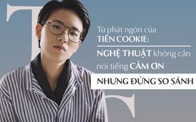 """Từ câu chuyện """"cúi đầu"""" của Tiên Cookie: Nghệ thuật không cần nói tiếng cảm ơn, nhưng văn hóa khác nhau đừng so sánh!"""
