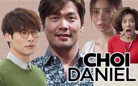 """Tuyệt chiêu nâng tầm nhan sắc của mỹ nam Choi Daniel Gia Đình Là Số 1: Chỉ cần chiếc gọng kính và thế là """"bùm!"""""""